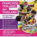 Franchise Terlaris dari Thailand, Ice Manias Indonesia Tawarkan Kemitraan yang Bikin Ngiler