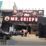 Mr Crispy Resmikan Outlet ke-28 di Jatiwaringin
