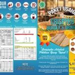 Kian Sukses, Crispyku Kini Kembangkan Bisnis Burger, Minuman dan Chicken Fillet