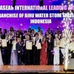 Biru Number One : Franchise Depo Air Minum Terkemuka di Asia Tenggara