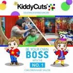 Kiddycuts: Bisnis Salon Anak yang Menguntungkan dan Satu- satunya di Indonesia