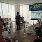 IBN Sukses Gelar Seminar 5 Cara Sukses Membangun Bisnis