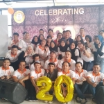 HUT Oto Bento Ke 20 Usung Semangat Muda Gapai Visi Go Global