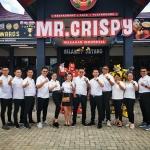 Resto MR. Crispy Tampil Ngejreng Di Singkawang