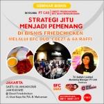 Mau Sukses Bisnis Friedchicken, Ikuti Seminar PT Cipta Aneka Selera