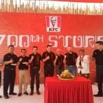 Genap 700 Gerai di Usia 40 Tahun KFC