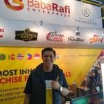 Pionir Waralaba Kebab di Dunia, Baba Rafi Sukses dengan Ribuan Outletnya