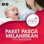 Little Finggers Spa Berikan Paket Lengkap Ibu dan Anak