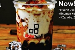 Mengintip Peluang Bisnis Minuman Boba Talk, Minat?