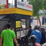 Black Kebab Resmikan Outlet Baru di Balikpapan