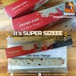 Terus Berinovasi, Bang Aji Arabian Hadirkan Kebab Exclusive Super Sizeee