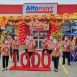 Mantap, Waralaba Alfamart di Filipina Tembus 1000 Gerai