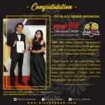 Black Kebab Kembali Sabet Penghargaan Internasional SME 100 Award 2020