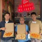 Pizza Custom Pertama di Indonesia Tawarkan Peluang Waralaba, Minat?