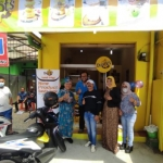 Lagi, Dunots Donat Krispi Resmikan Cabang Baru di Jakarta