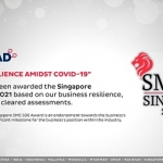I Can Read Dinobatkan SME 500 Award 2021 Based On Our Business Resilience Admist Covid-19