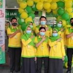Apotek K-24 Serentak Buka 46 Gerai Baru di Seluruh Indonesia